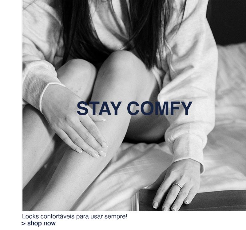 Comfy :)