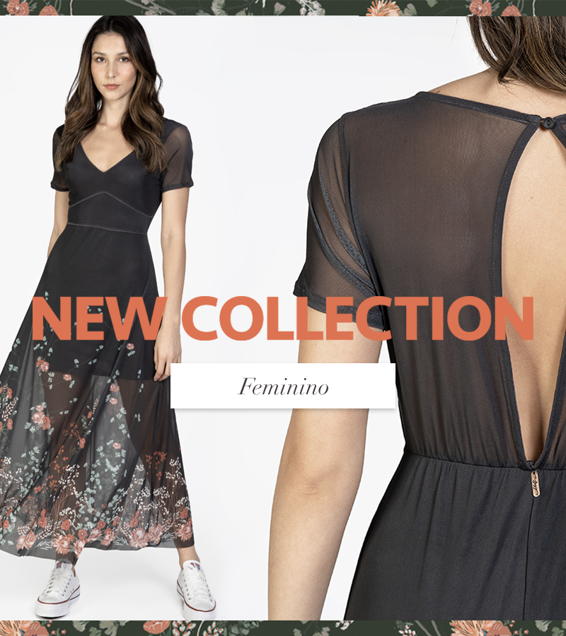 New Collection - FEMININO