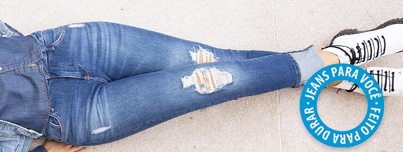 Banner - Calças Jeans Femininas